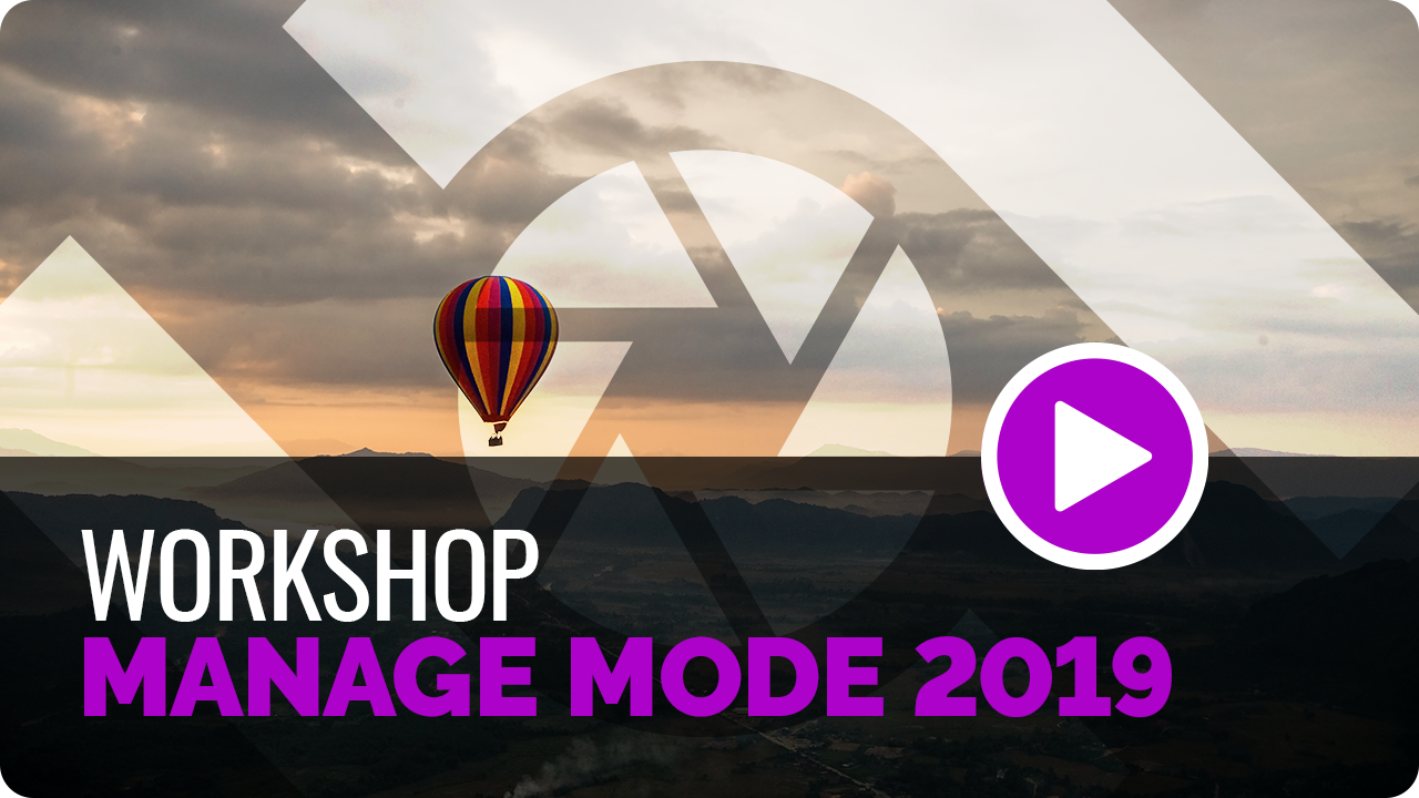 Manage Mode