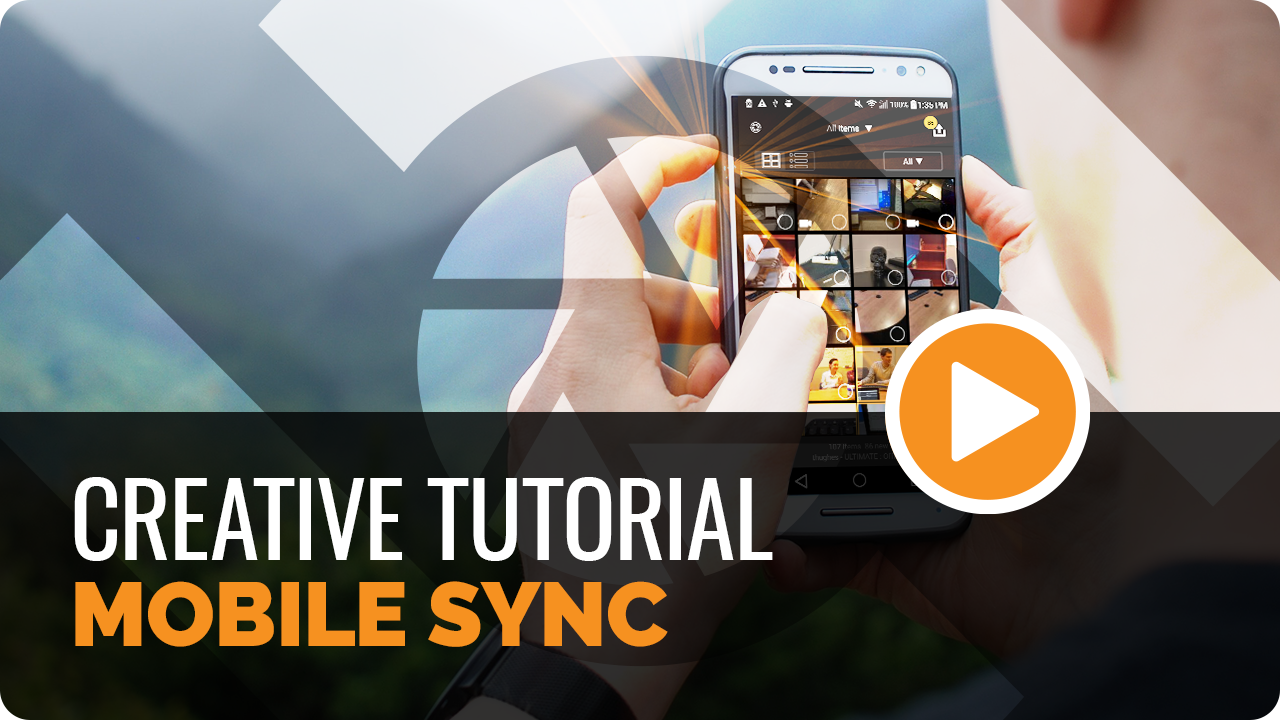 Mobile Sync