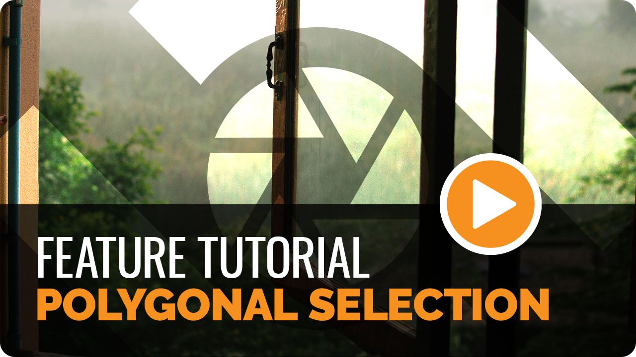 Feature Tutorial: Polygonal Selection Tool
