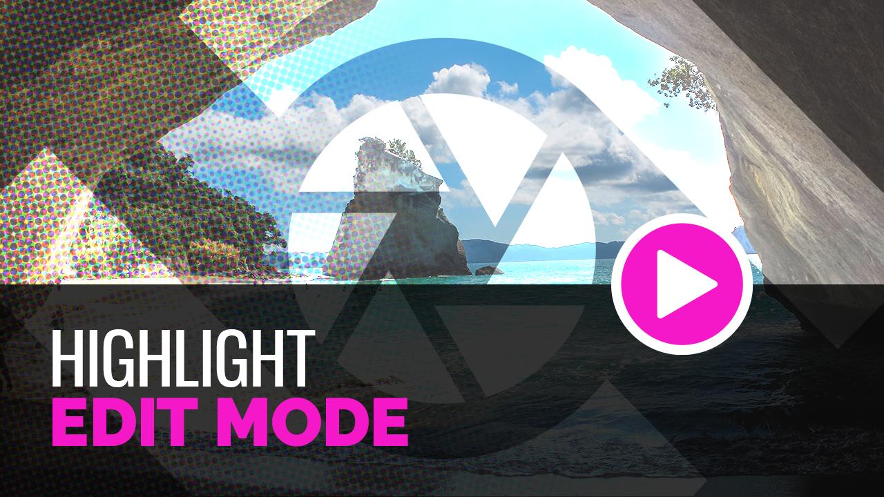 Intro to Edit Mode