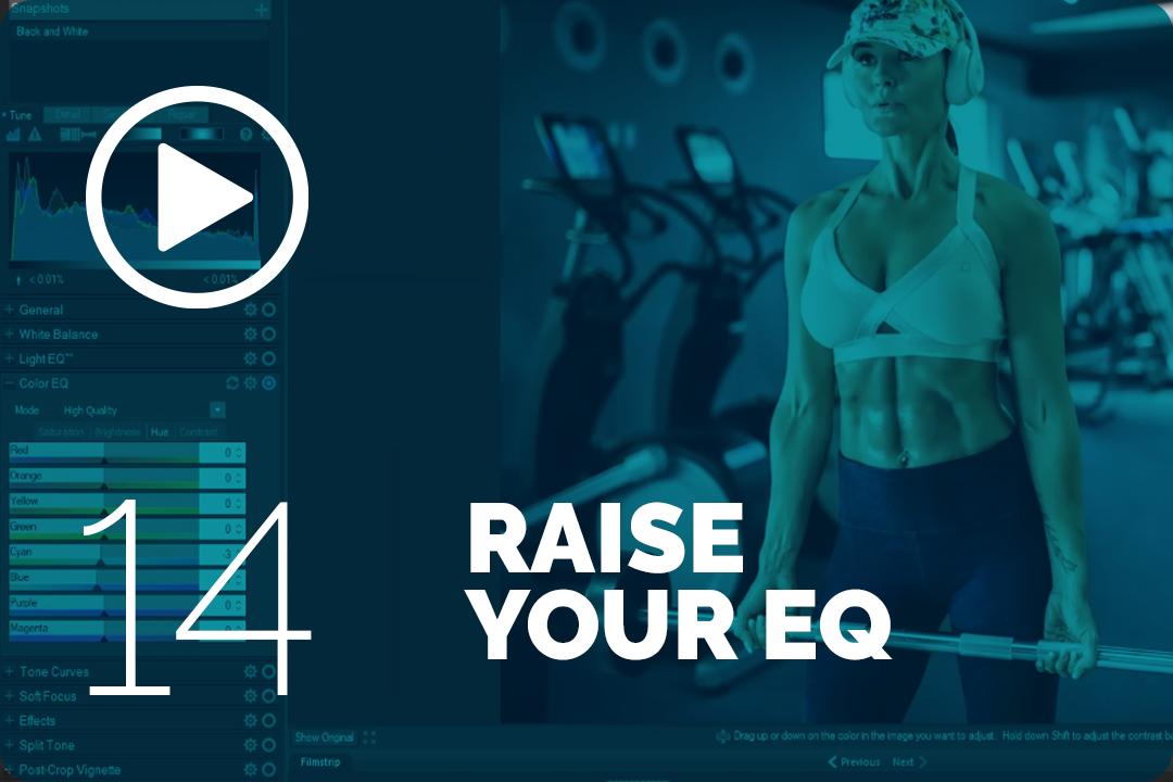 Raise your EQ